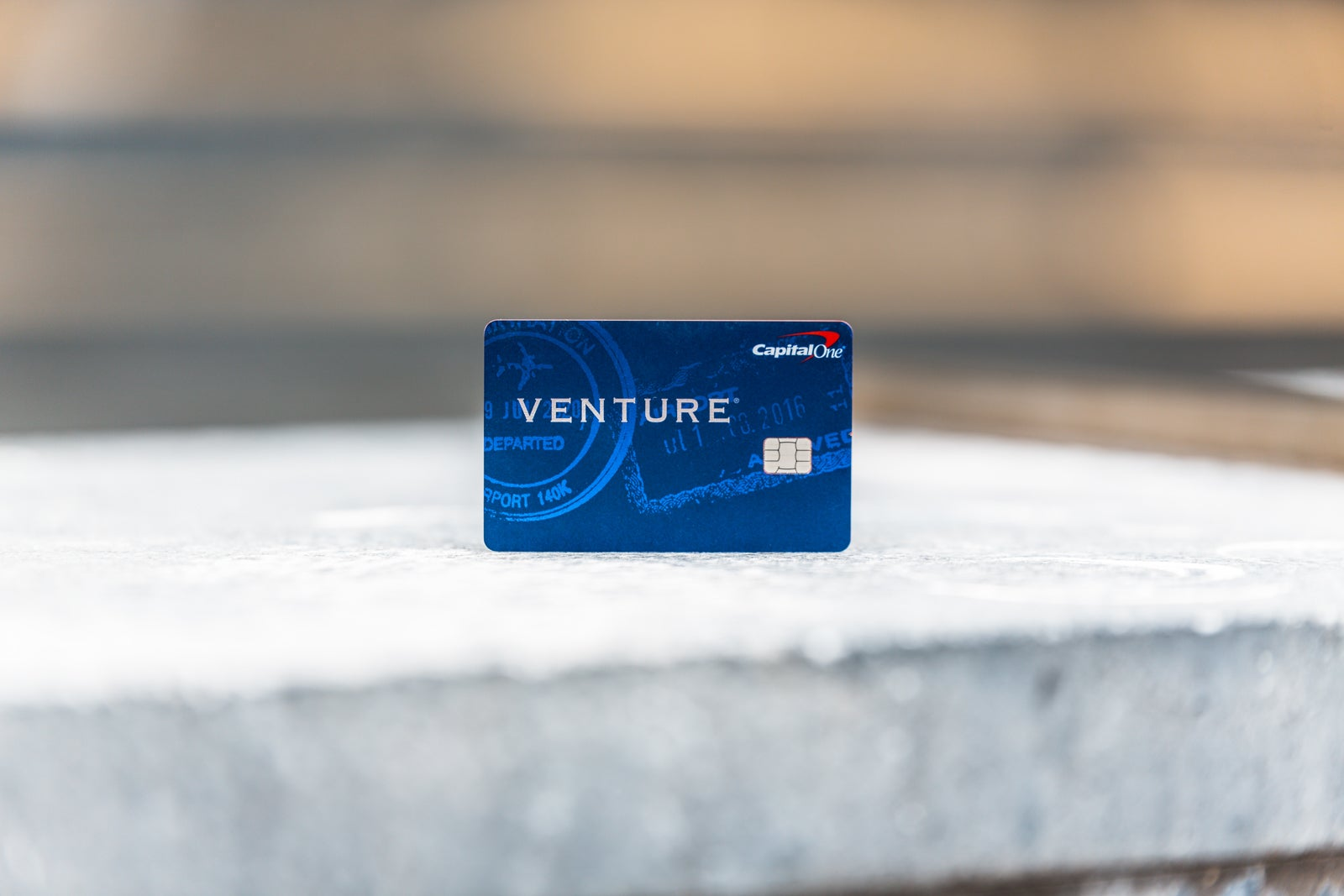 Capital One Venture Rewards card review