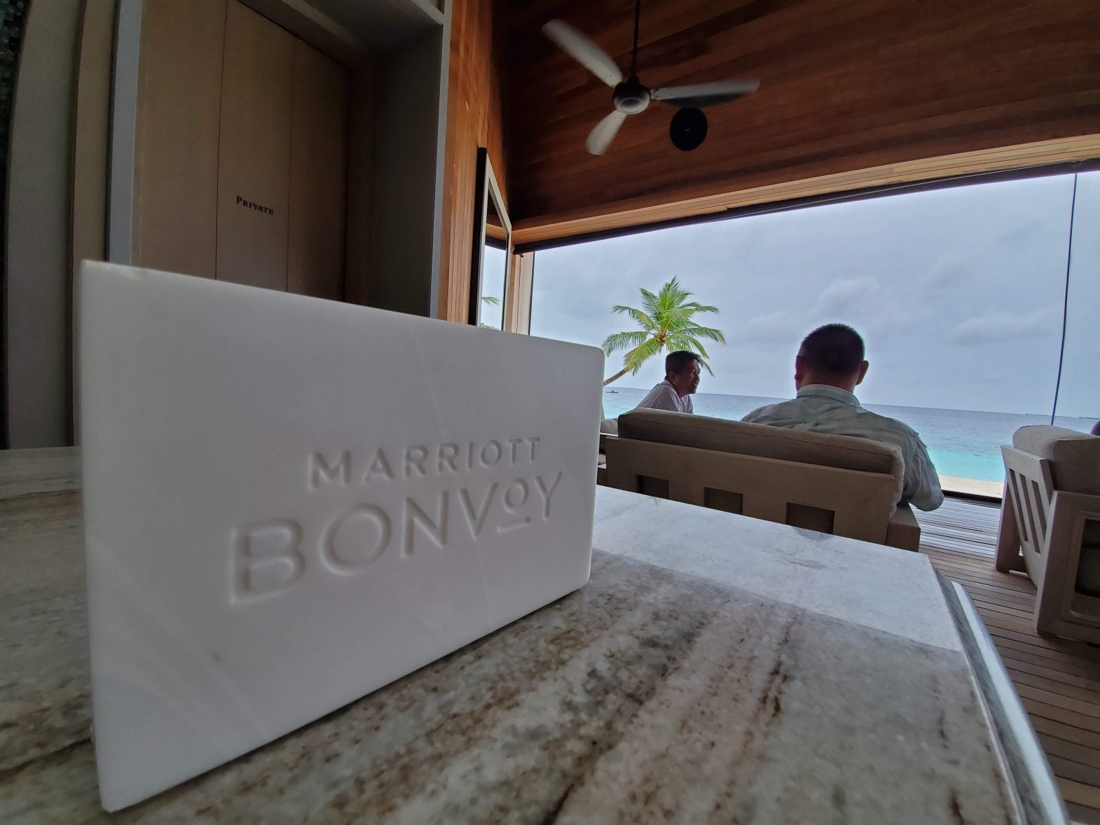 Announcing the new 100,000-point bonus with the Amex Marriott Bonvoy Brilliant Card!