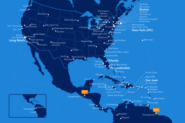 What does the American Airlines/JetBlue partnership mean for flyers?
