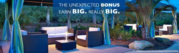 Marriott Unexpected Bonus