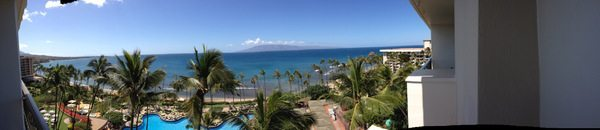 Better View from the Full-Ocean View Room