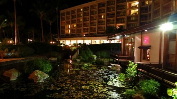 Eating Around the Grand Wailea