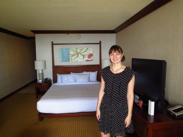 Hyatt Regency Maui Ocean Front Room