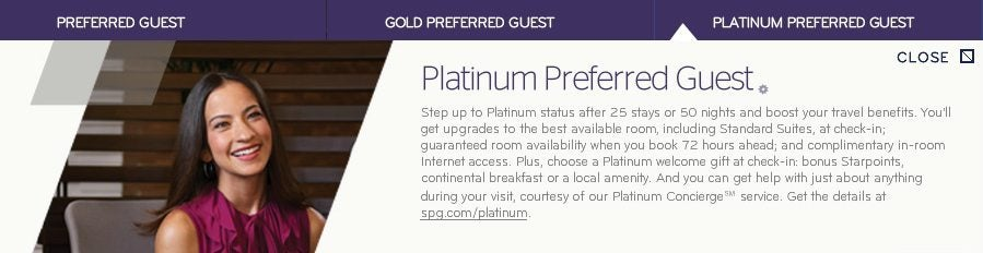How to Earn & Use Starwood Points: Part 5 – Starwood Elite Status