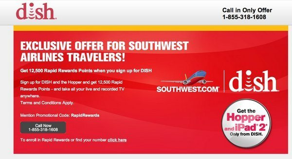 500 Free Southwest Points
