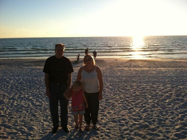 Miles for Family - Interview with Leana
