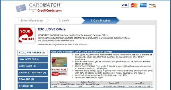 Credit Card Updates:  45,000 Miles Delta [Expired], 1 Free Flight + 10,000 Miles Virgin America & US Airways Update