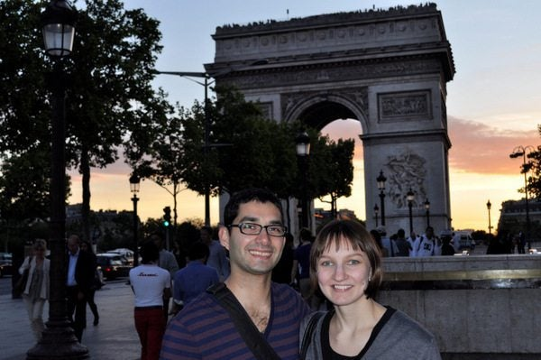 Day 1 in Paris – Hotel George V, The Champs-Elysées, and the Arc de Triomphe