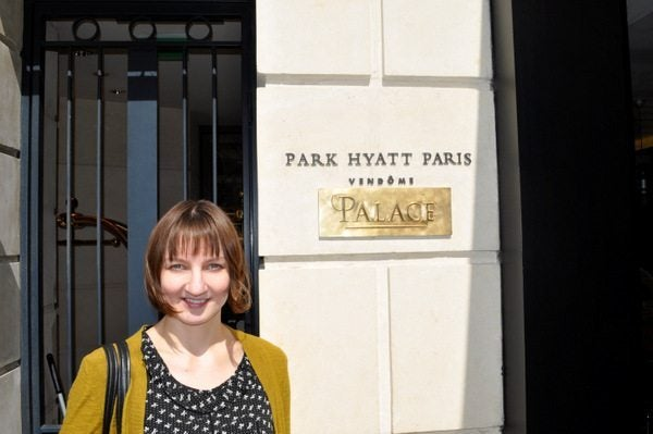 Our $32,000+ Honeymoon in Paris for only $2,000! – Park Hyatt Paris, Park Suite