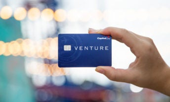 Up to 100,000 bonus miles: Highest-ever Capital One Venture offer - featured image