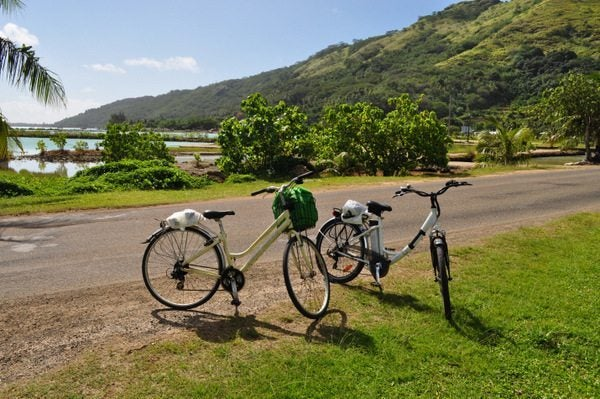 Bora Bora Bike Ride
