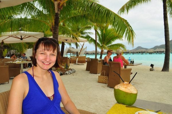 Our 2nd Honeymoon in Paradise – Eating in the InterContinental Thalasso, Bora Bora