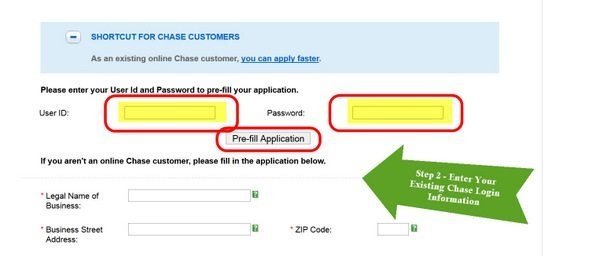 Chase Business Credit Cards Login