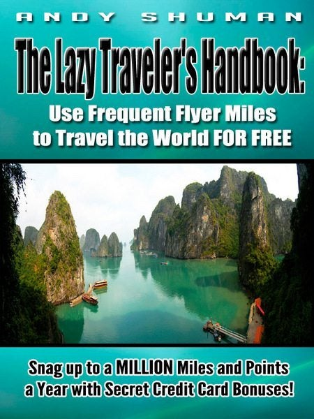 The Lazy Traveler's Handbook - Interview with Andy