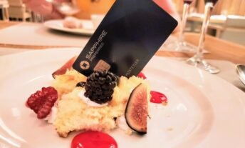 Chase Sapphire cards earn 10x points through Chase's dining portal - featured image
