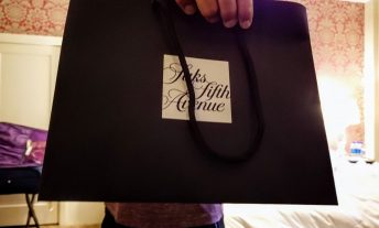 Maximizing that ridiculous $50 Amex Platinum credit by splitting tender at Saks Fifth Avenue - featured image