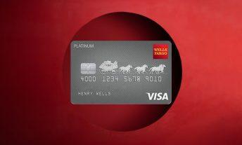 Wells Fargo Platinum card.