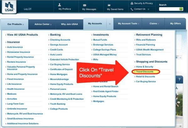 Click On Travel Products
