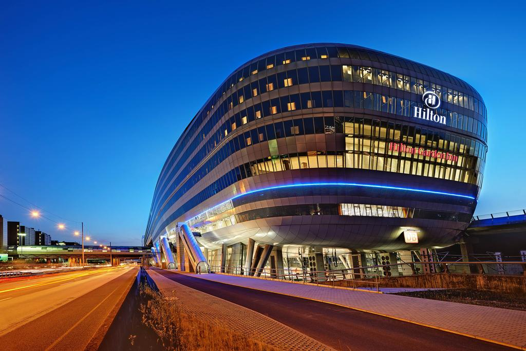 Stay at Hilton Hotels Worldwide, Like This One In Frankfurt and Earn 2,000 Bonus Points Per Stay (Even for a 1 Night Stay)