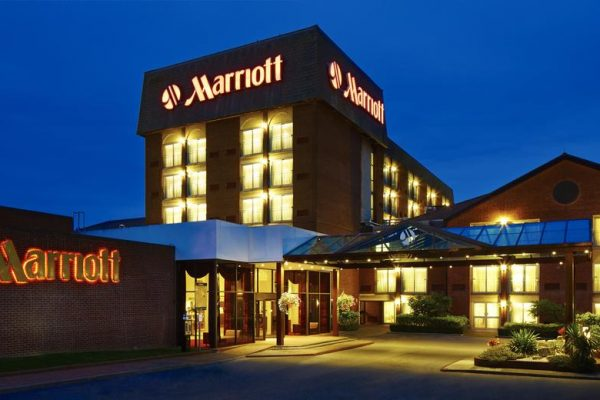 Marriott Double Points Promotion