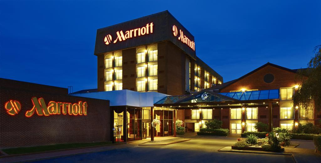 Marriott Promotion:  Stay Twice & Earn a Free Night Worth Up to 35,000 Points! (Targeted)