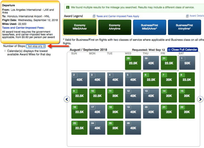 AMEX Membership Rewards Points For Hawaii Flights
