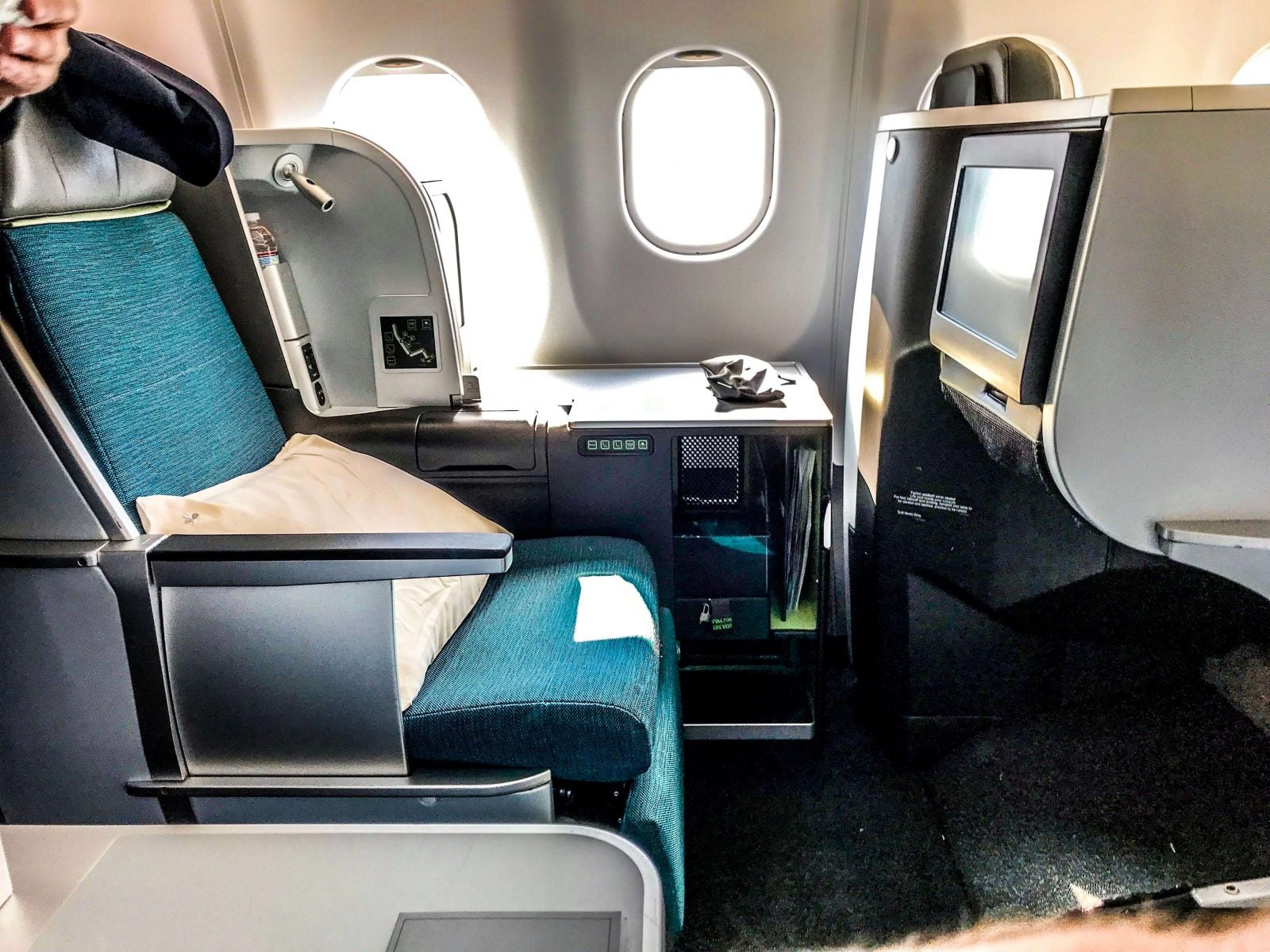 Aer Lingus Business Class Seats