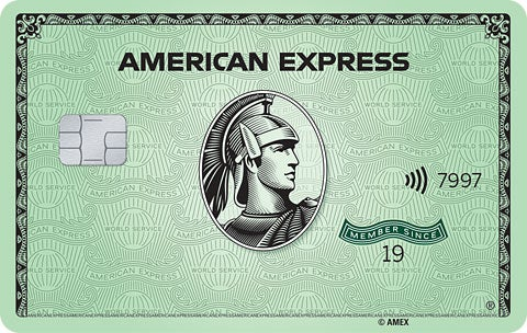 American Express®️ Green Card