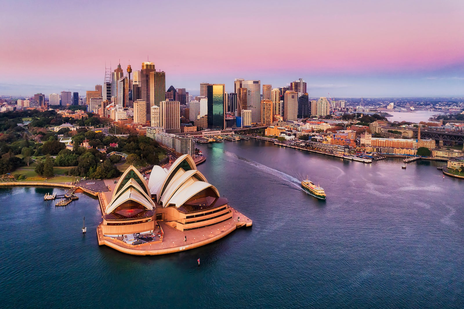 New way to visit Australia or Europe with miles you probably already have