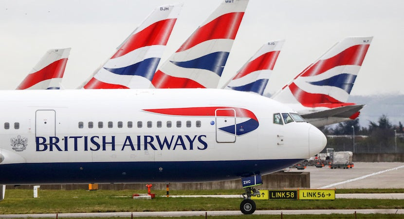 Limited Time!  British Airways Has Opened 50,000 Business Class Awards to Europe (Book With American Airlines Miles or Transferable Points)