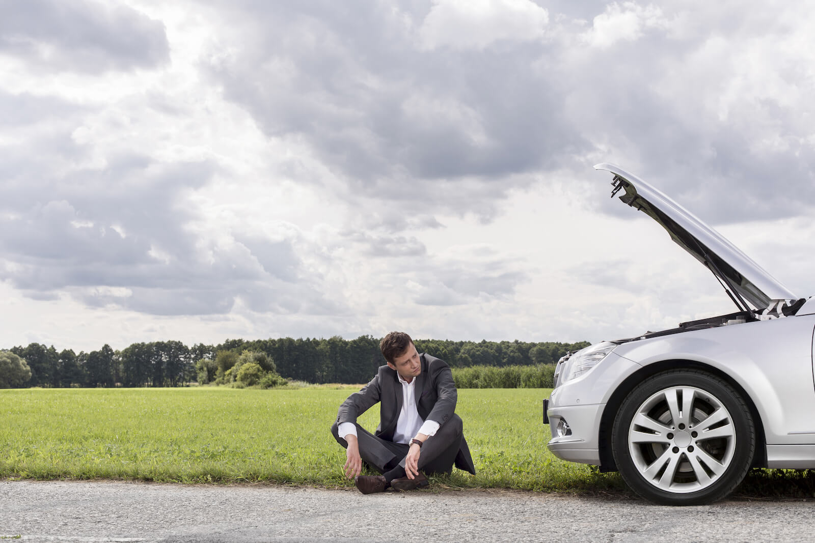 Car trouble? Chase Sapphire Reserve roadside assistance to the rescue