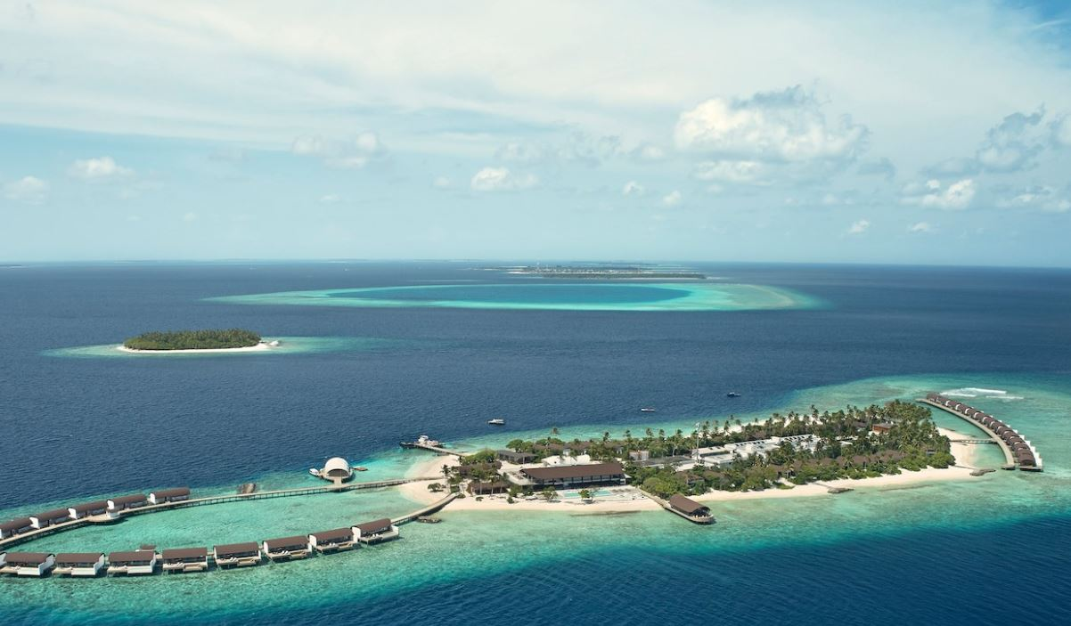 A Brand New Luxurious Maldives Hotel You Can Book Using Marriott or Chase Ultimate Rewards Points!