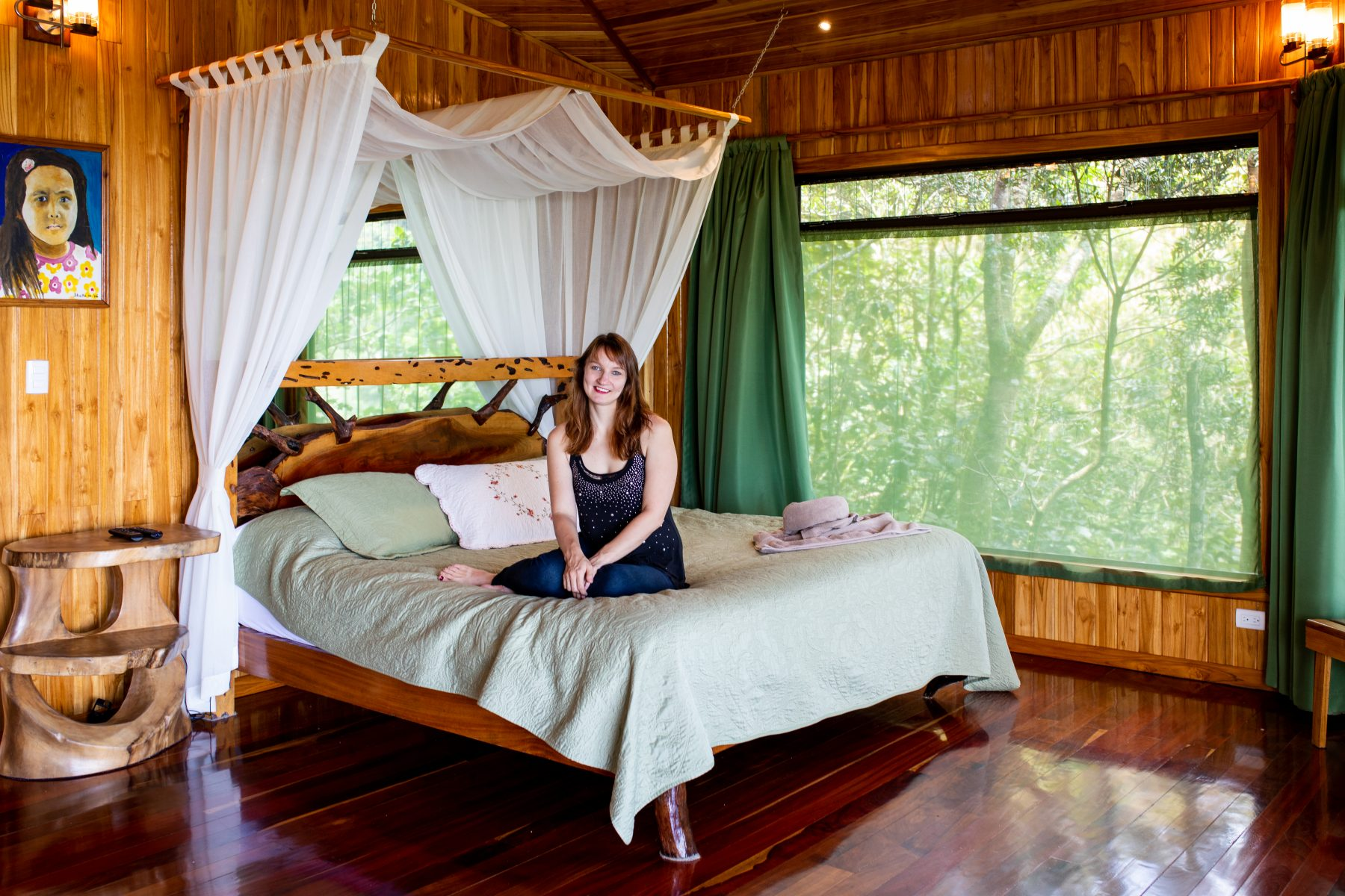 Fulfill This Bucket List Dream!  Stay in a Magical Treehouse for 4 Nights FREE