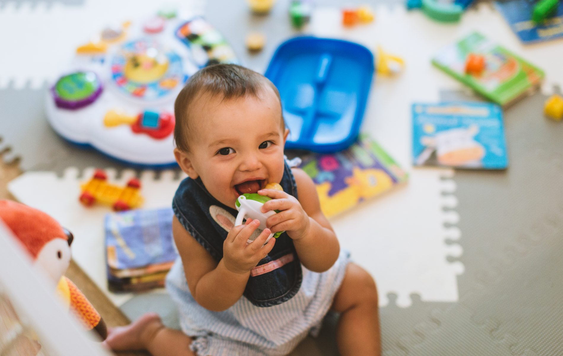 Here's My Strategy for Traveling With Homemade Food for My Older Baby
