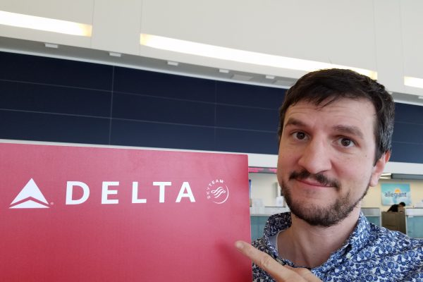 The Everyday Person's Guide to Upgrading With Miles! This Week: Delta!