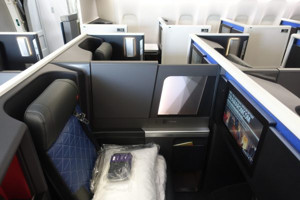 Amazing Delta deal: Business-class to Europe for 98,000 SkyMiles round-trip