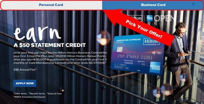 Dont Use Our Links Better Offers Available For Some Of The Hilton Cards