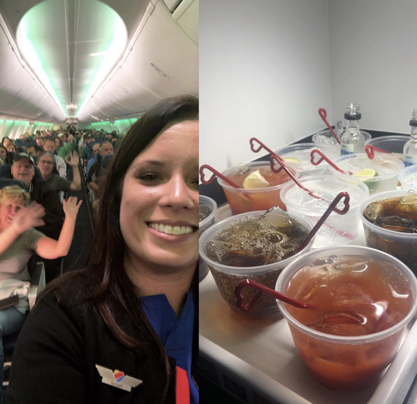 Philadelphia Eagles Fans Drink a Southwest Flight Dry & No Charges Were Filed!
