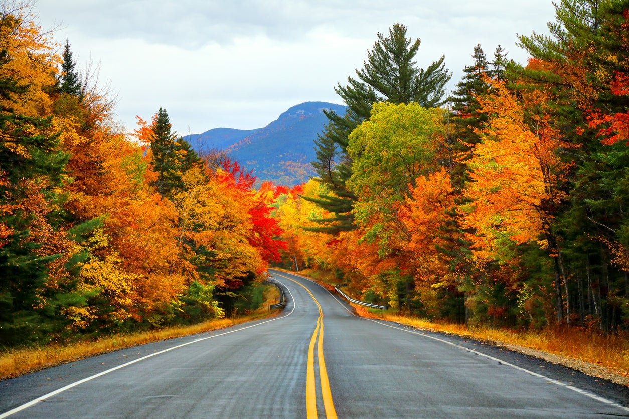 7 Best Places to See Fall Foliage
