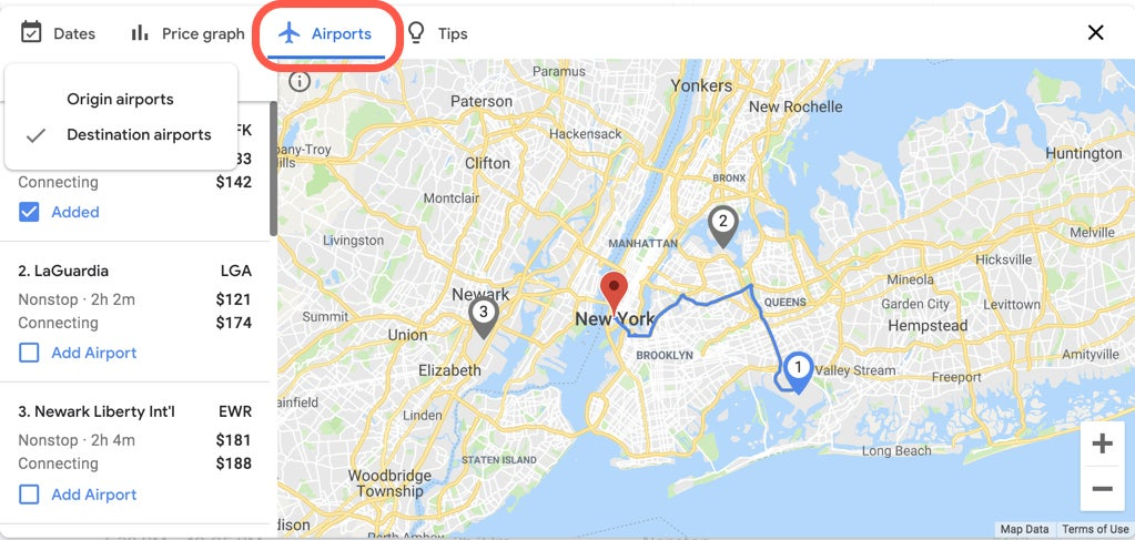 How to Use Google Flights to Find Cheap Flights | Million ...