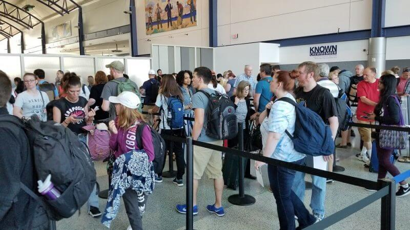 How To Easily Bypass Airport Security To Walk Your Loved Ones To Their Gate