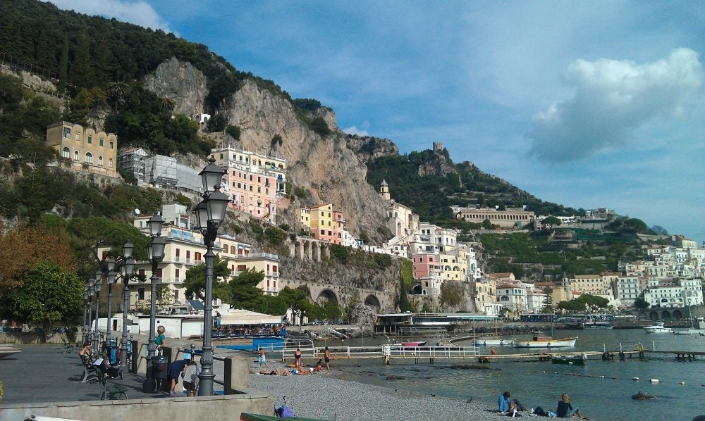 Exploring the Amalfi Coast: How I'd Use 50,000 Chase Points