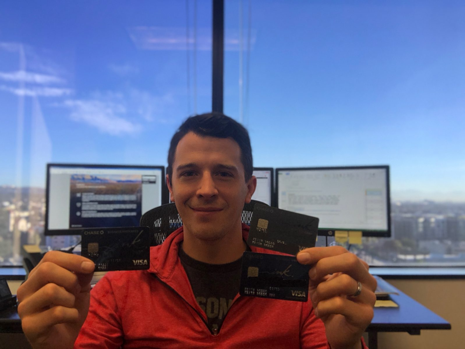 Million Mile Secrets Team Member Keith Uses All 3 Chase Ink Cards. The Signup Bonuses Alone Earned Him 180,000 Chase Ultimate Rewards Points Worth $2,250.