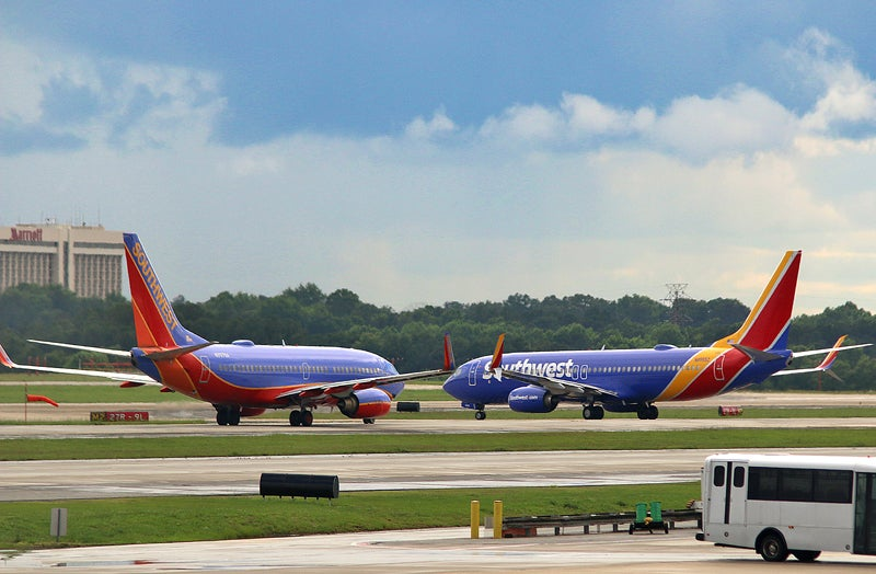 Pick Up an Easy 3,000 Bonus Southwest Points This Month!