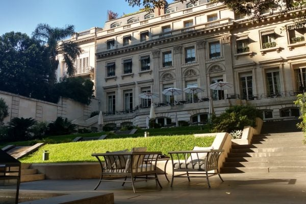 Amazing $1,000 Hotel Experience Using Chase Ultimate Rewards Points (And More!): Here's How I Did It