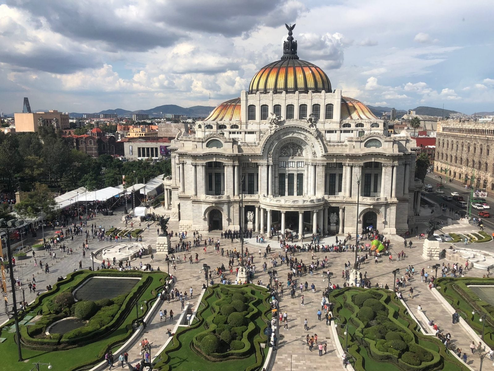 5 Days in Mexico City With My Chase Sapphire Reserve Card (No International Fees, Global Entry, 3X Points on Dining, and More!)