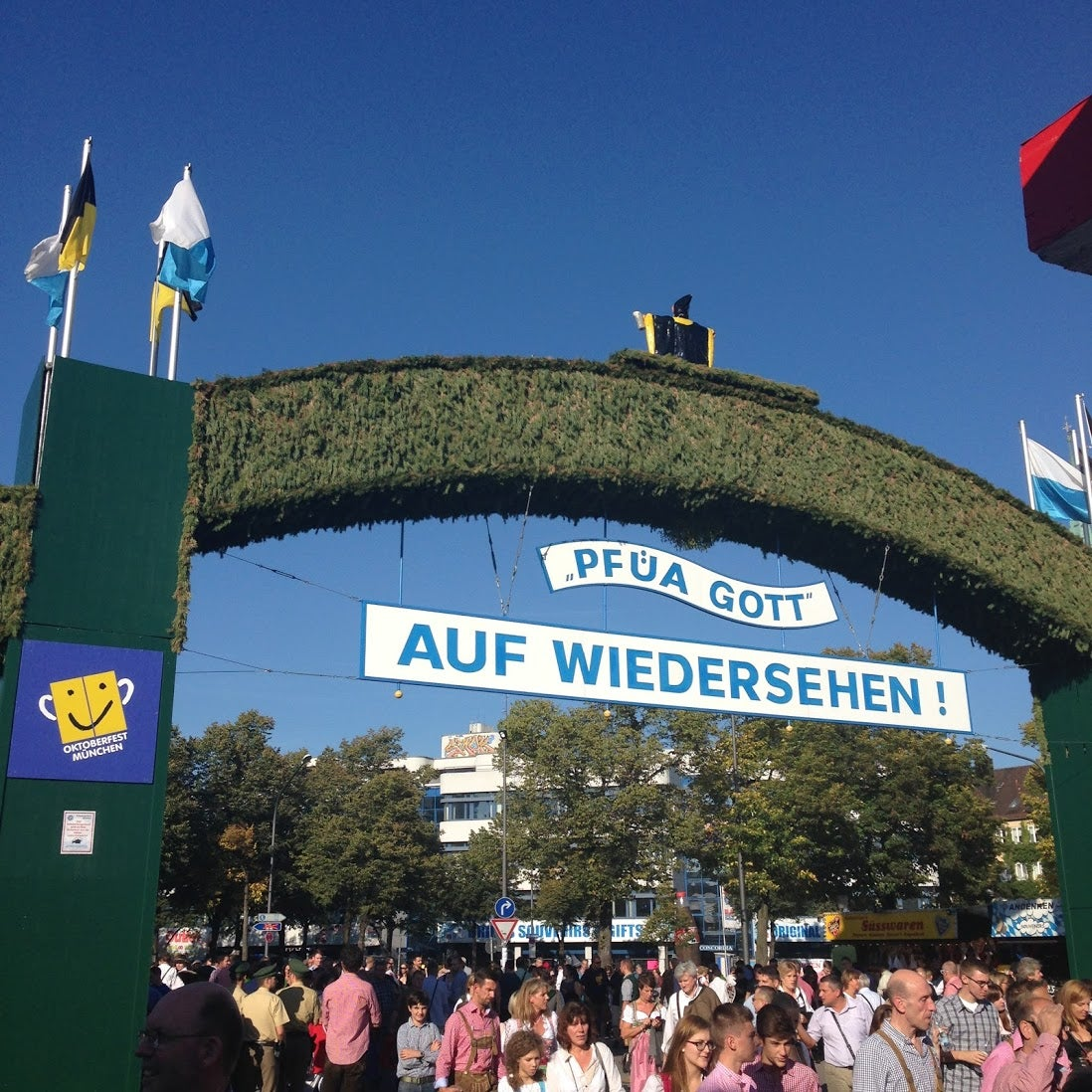 7 Tips to Make Your First Oktoberfest One to Remember