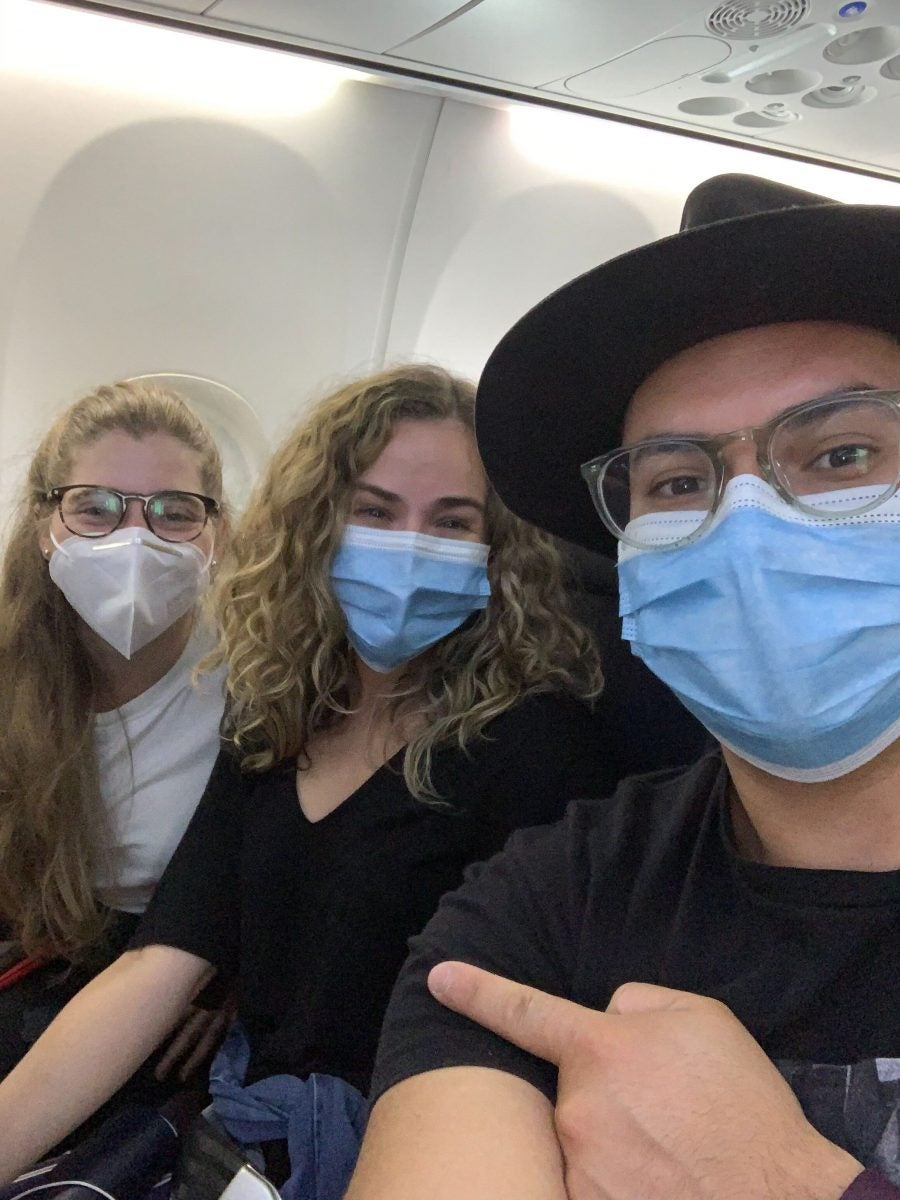 My experience flying to Puerto Rico in the midst of the COVID-19 pandemic