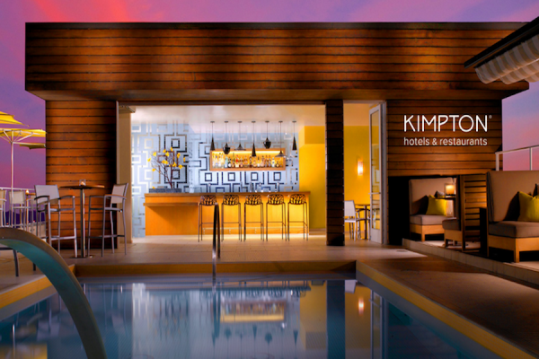 IHG Sale:  Up to 40% Off Kimpton Stays & There's a New Password to Use for Free Perks