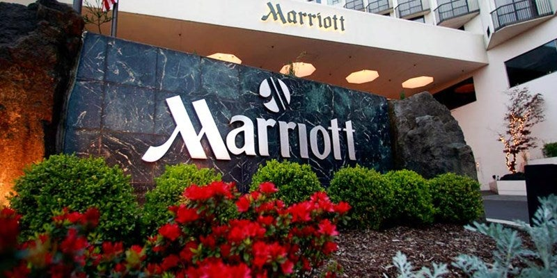 Marriott Preferred Hotel in 2019
